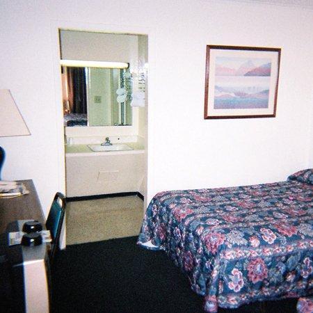 Briarwood Motel Valdosta: Guest Room