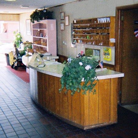 Briarwood Motel Valdosta: Lobby
