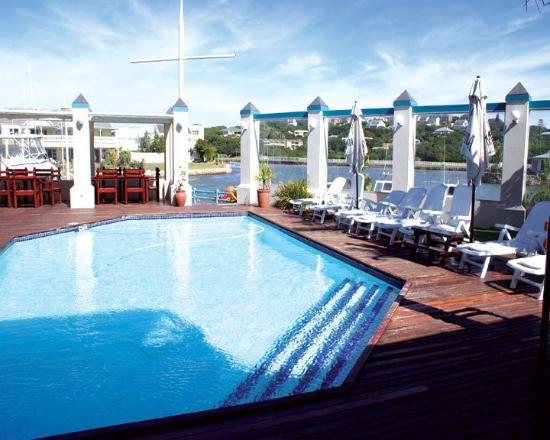 Halyards Hotel: Pool