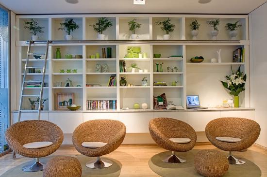 Casa Calma Hotel: Lobby