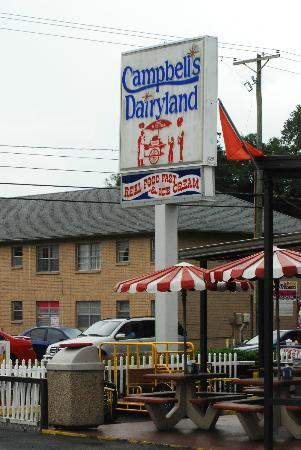 Campbell's Dairy Land
