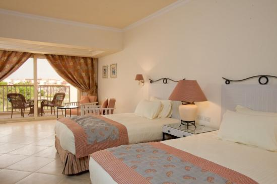 SUNRISE Crystal Bay - Grand Select- : Deluxe Room with sea view