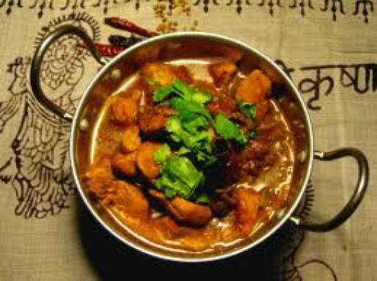 Live India Indian Restaurant: Chicken Karahi