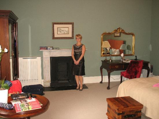 Nanteos Mansion: Lord Byron suite