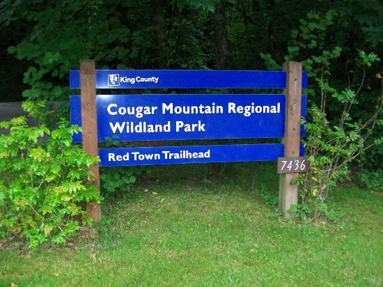 Cougar Mountain Regional Wildland Park