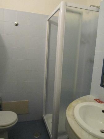 hotel le mura- bagno