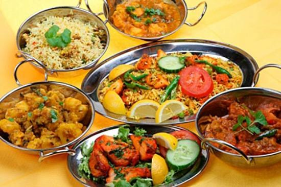 Live India Indian Restaurant: Indian Dishes