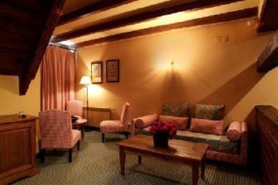 Chalet Bassibe: Room