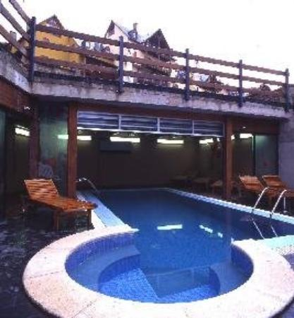 Chalet Bassibe: Swimming Pool