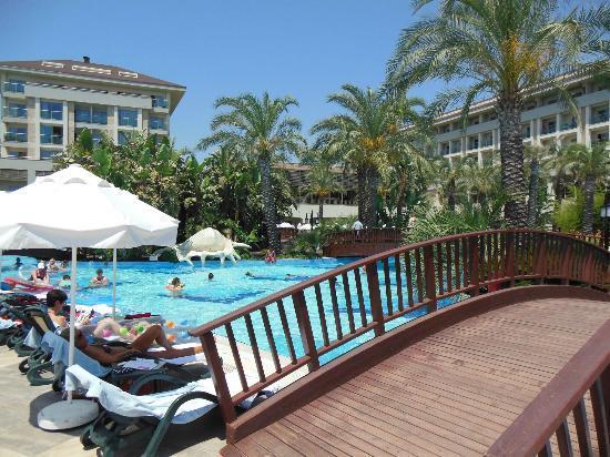 Sunis Kumkoy Beach Resort Hotel & Spa: Lovely pool