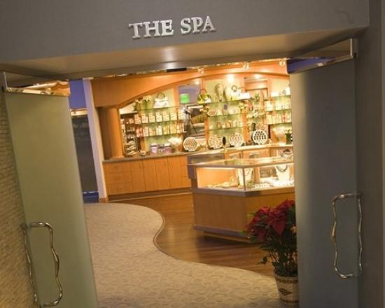 Chumash Casino Resort Hotel: Spa