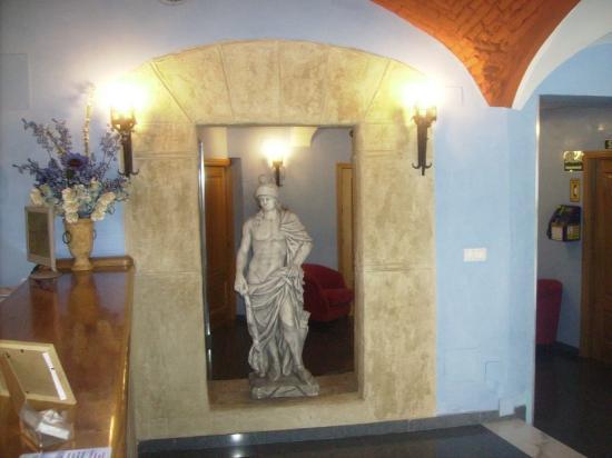 Rambla Emerita Hotel: lobby