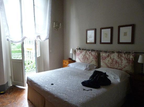 Villa Cavadini Relais : Zimmer