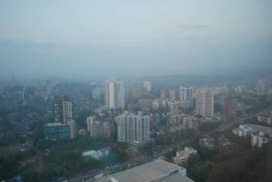 cloudy day - Picture of The Westin Mumbai Garden City ...