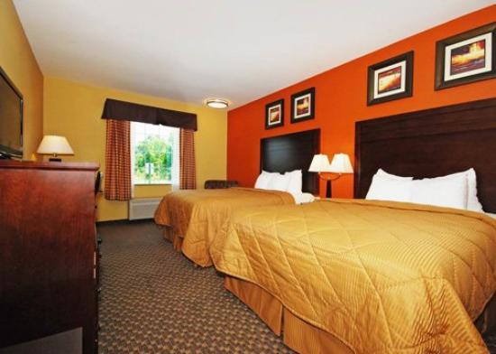 Comfort Inn Opelousas: P