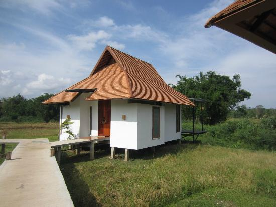 Manee Dheva Resort & Spa : The bungalow