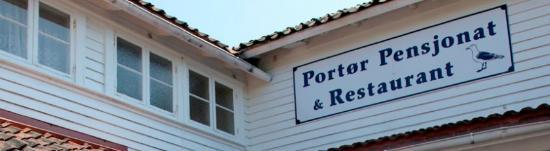 Kragero, Norge: Portør Pensjonat