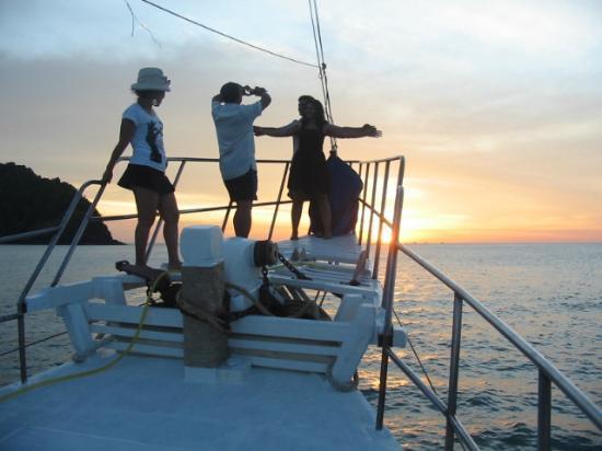 Hallelujah Langkawi Cruises: Hallelujah Sunset
