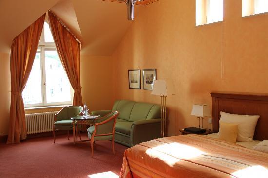 Usedom Palace: Geräumiges Doppelzimmer