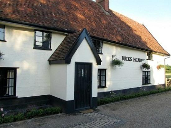 Bucks Head Inn: New Frontage 2012
