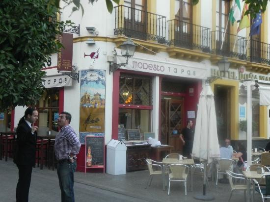 Bar Modesto