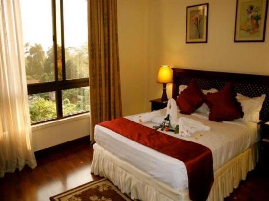 Kibo Palace Hotel : Room