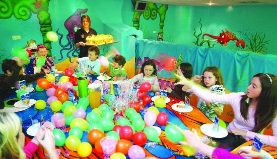 Funtasia Waterpark Drogheda Ireland UPDATED Top Tips - Childrens birthday parties drogheda