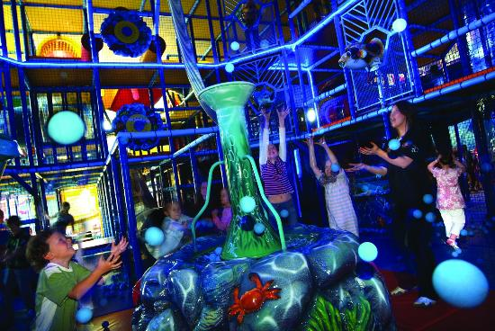 Atlantis Cove Play Area Picture Of Funtasia Waterpark Drogheda - Childrens birthday parties drogheda