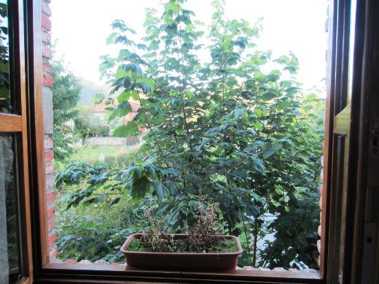 Hotel El Buho de la Remolina: ventana con vistas hab. 2