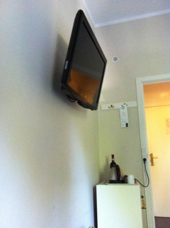 Hellerup Parkhotel: tv