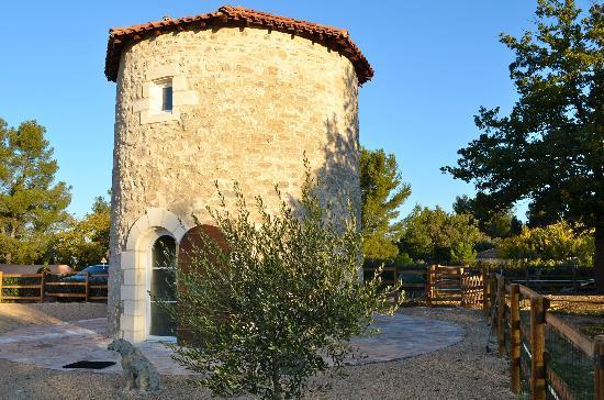 Le Moulin des forges : Le Moulin restauré
