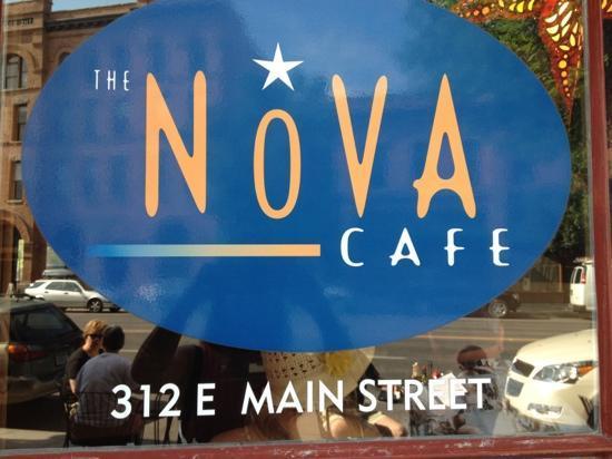 The Nova Cafe : Nova Cafe