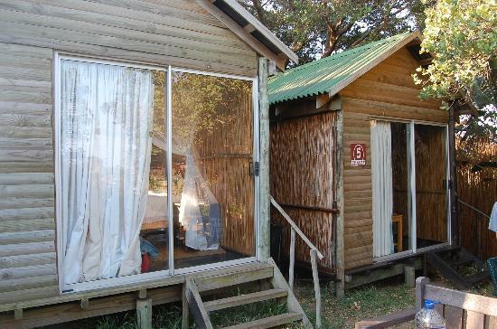 Utshwayelo Lodge: utshwayelo chalets