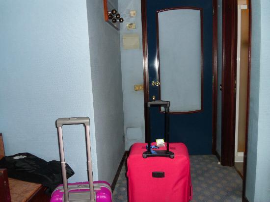 Hotel Bocconi: entrada