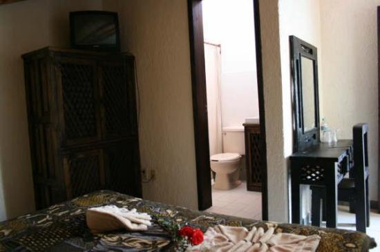 Hotel Antigua: Room