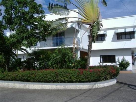 Seacrest Beach Resort : Exterior Front
