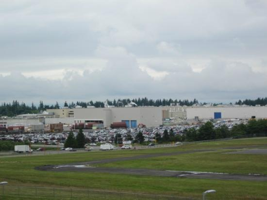 Show Me Seattle Tours: Boeing