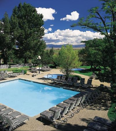 1862 David Walley's Hot Springs Resort and Spa: Pool