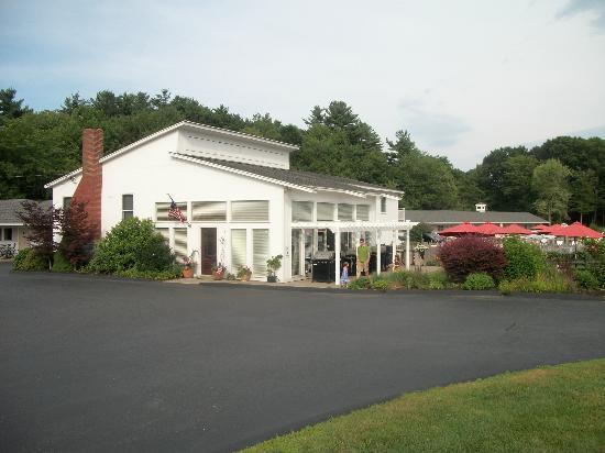 Wells - Ogunquit Resort Motel & Cottages : Accueil et lobby