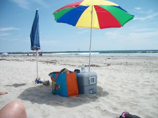 Wells - Ogunquit Resort Motel & Cottages : l'essentiel à la plage