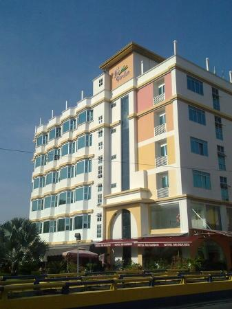 Kangar, Malaysia: Sri Garden Hotel is the most suitable for business, family and all