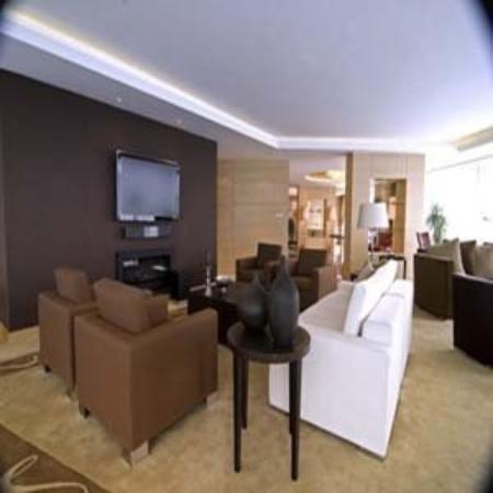Rixos Grand Hotel Ankara: Istaysuit Salon