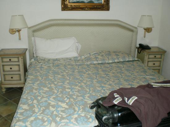 Baglio Donna Franca: chambre