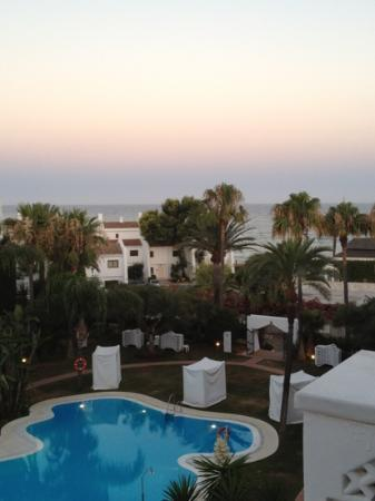 IBEROSTAR Marbella Coral Beach: view from the balcony