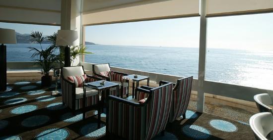 Fairmont Monte Carlo: Bar Le Saphir