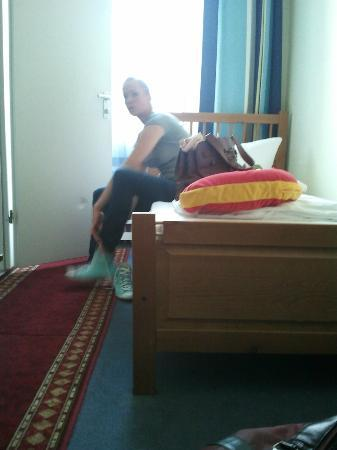Hotel-Pension Rheingold: minizimmer