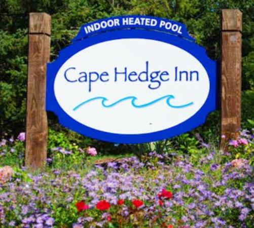 Cape Hedge Inn: Logo
