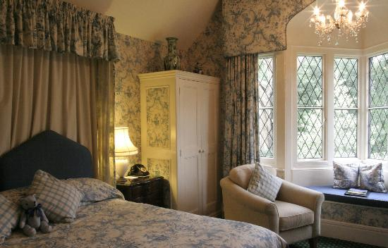 Rylstone Manor Hotel : Our superior room Maple