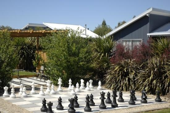 The Claremont Martinborough: Recreational Activities