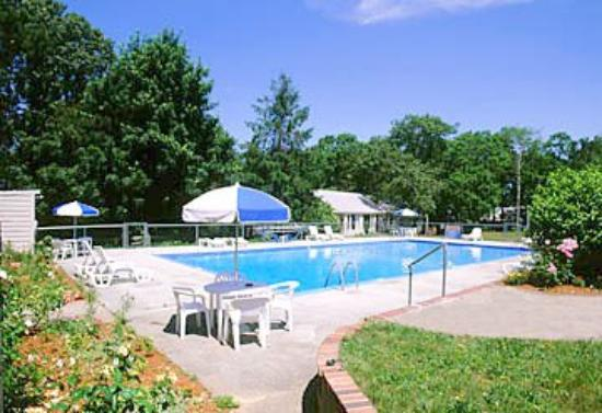 Governor Prence Inn: Pool View